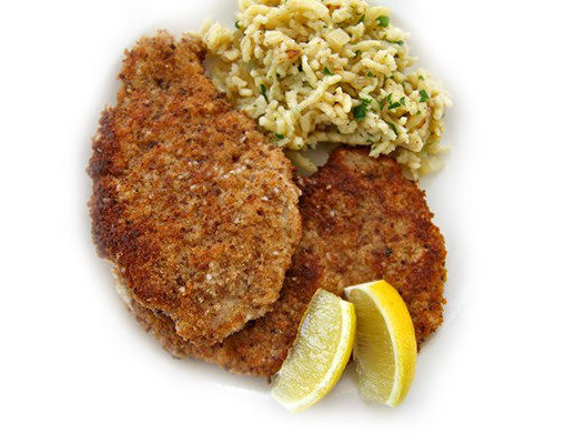 ... / Chicken & Poultry / Chicken Schnitzel – Gluten Free 250 gm