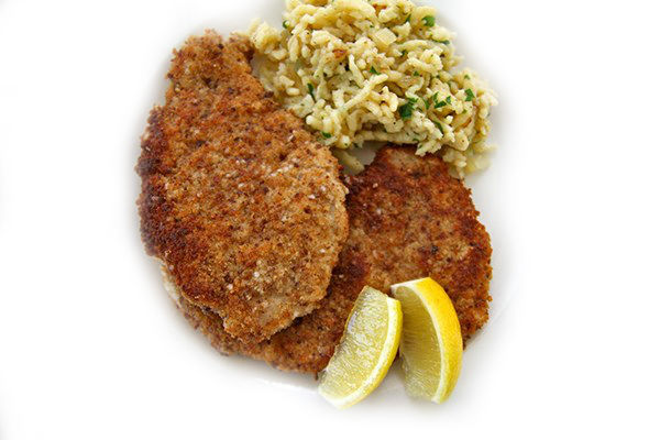 ... / Chicken & Poultry / Chicken Schnitzel – Gluten Free 250 gm