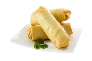 Fingerfood Spring Rolls – Mini Thai Chicken – 50 per box ...