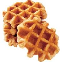 Belgium Waffles Loose 100 gm ea 24 pack