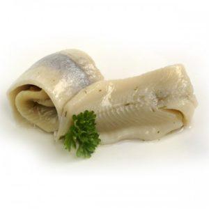 Ostsee Matjes (herring) Fillets – Bucket, 3kg
