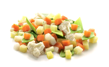 Spring Vegetable Soup Mix 1kg