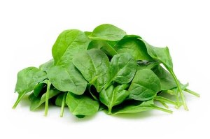 baby spinach 1.5kg box