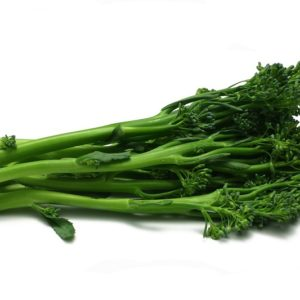 Broccolini (washed and cut)