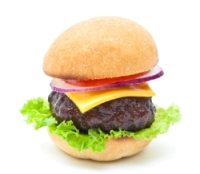Fingerfood Mini Beef Burgers - Cooked (3 x 100pce)