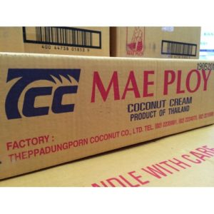 Coconut Extract 560ml - Mae Ploy