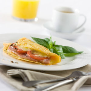 Omelette 65 gm Frozen (100 per box)