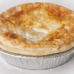 GLUTEN FREE Beef & Onion Pie (df, yf, sf))