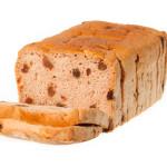 GLUTEN FREE Raisin Toast (df, ef, sf)
