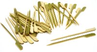 Disposables - Bamboo Boat Oar Skewer  15cm (100 PACK)