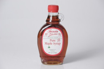 Pure Maple Syrup Tania , 6 x 250ml