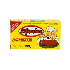 achiote paste 1kg pk
