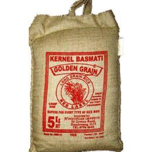 Rice Basmati Indian  20 kg