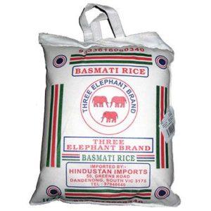 Rice Basmati Rice 10 kg