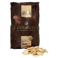 Belcolade Corverture Buttons White 26- 1 kg