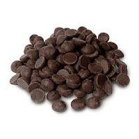Belcolade Corverture Buttons Ebony Cocoa Mass 96% -1 kg