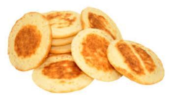 Fingerfood Blini (mini pancake) 12 x 50 pce