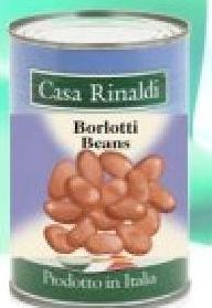Beans Borlotti Beans  400g