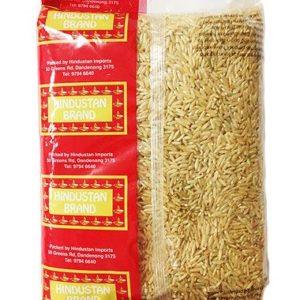 Rice Brown Long Grain (Indian) 5 kg