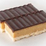GLUTEN FREE Caramel Slice (yf, ff, sf)