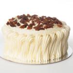 GLUTEN FREE Carrot Cake Round Cakes (yf, ff, sf)