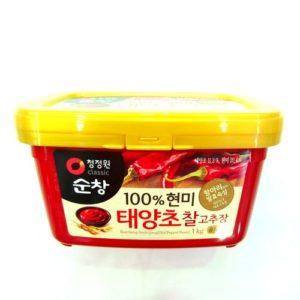 Chilli Paste Kocchujan Korean Chilli Paste 1 kg