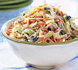 Salad Slaw - Asian Slaw 2.5 kg