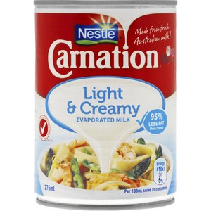 Carnation Full Cream Evap Milk 375ml