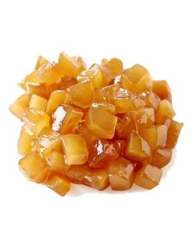 Dried fruits - Glace Ginger 1 kg