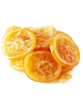 Dried Fruits - Glace Orange Slices 1 kg