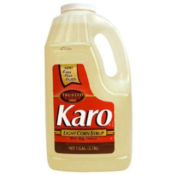 Corn Syrup Karo Light 3.8lt