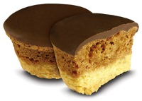 Laguna GF  Creamy Caramel Fudge 20 per box