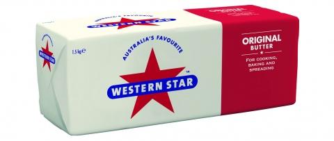 Butter Western Star Butter 1.5kg