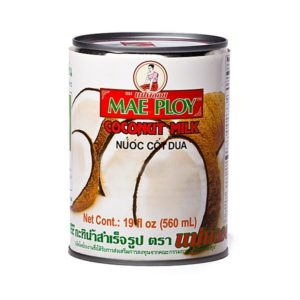 Coconut Milk Mae Ploy 560 ml