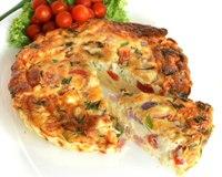 Frittata - Vegetable 2.5 Kg