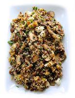 Salad Grain - Quinoa Mushroom Salad 2.5 kg