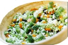 Salad Vegetable - Broccoli, Cauliflower & Corn 2.5kg - Mayonnaise