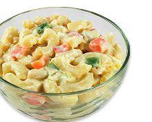 Salad Pasta - Elbow Pasta - Mayonnaise 2.5 kg