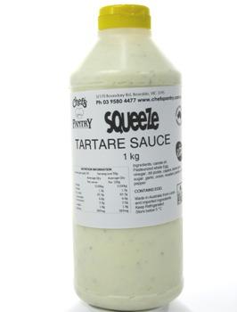 TARTARE SAUCE 6 x 1LTR