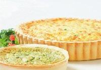 Quiche Spinach & Cheese Quiche Family 1.1 Kg