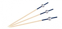 Disposables - Bamboo Pick Marine 120mm 47972(100 pack)