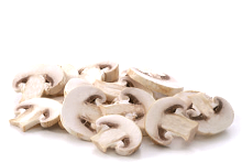 Mushrooms Sliced 6mm 1kg