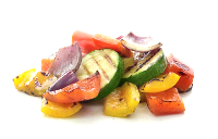Salad Vegetable - Char Grilled Vegetable 2.5 kg