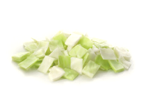 Cabbage Green diced 20mm 1 kg