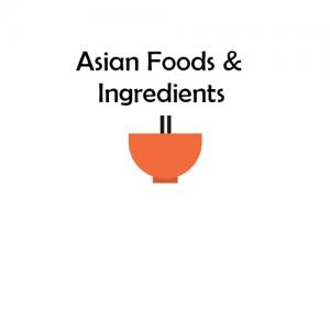 Ingredients, Asian