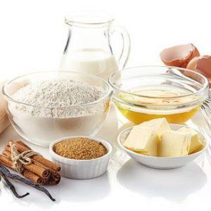 Ingredients, Pastry