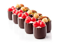 Chocolate Cups & Decorations