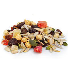 Nuts, Legumes & Dried Fruit