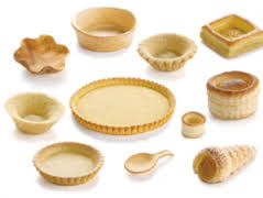 Bakery Pastry Shells Savoury